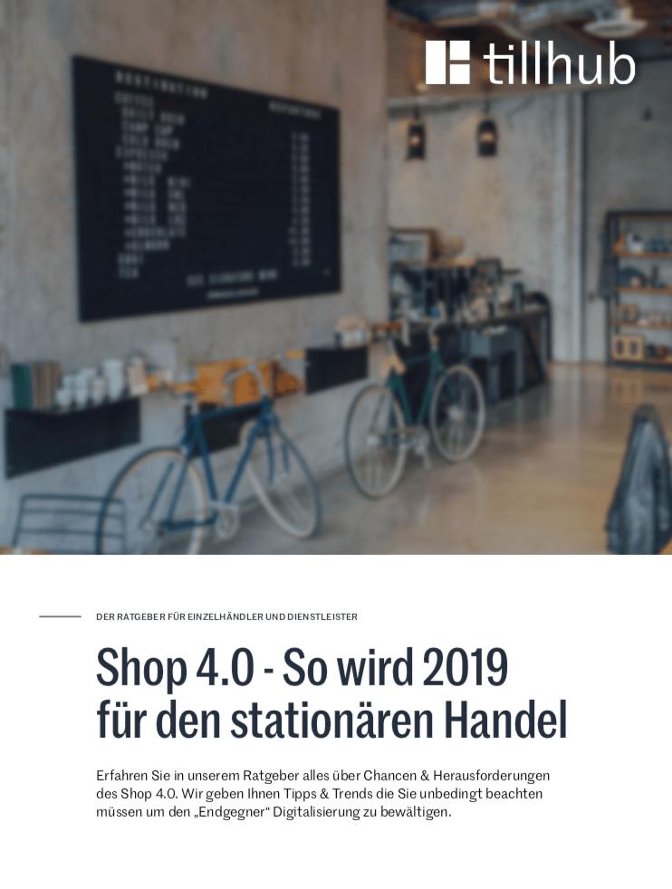 Shop 4.0 Ratgeber Titelbild