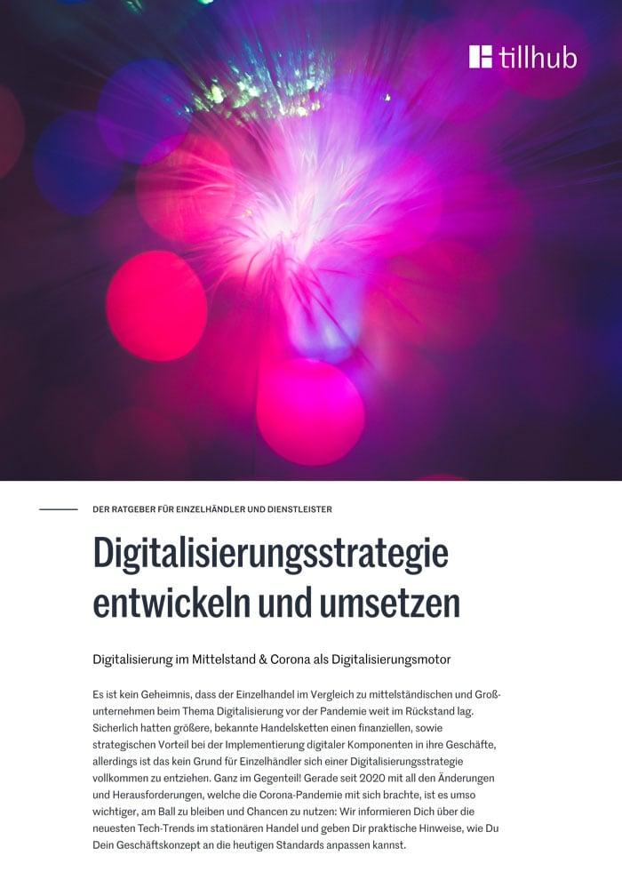 Eine Digitalisierungsstrategie erstellen